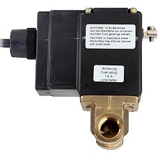 Product picture - Proportional Purging Gas Valve for Ex px Operating Equipment