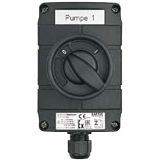 Product picture - Control switch, complete device, 4-pole