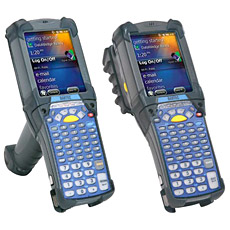Produktfoto - Mobile Computer MC 92N0ex-IS