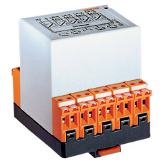 Product picture - Transformer AC 24 V/500 mA
