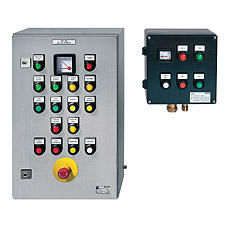 Product picture - Local control stations for Zone 1 and Zone 21