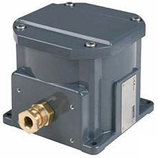 Product picture - Flameproof control unit Ex d for Zone 1 and 2