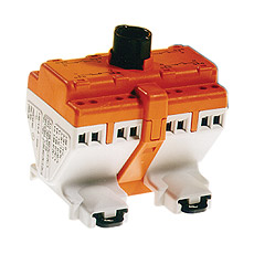 Product picture - Control switch, installation module, 4-pole