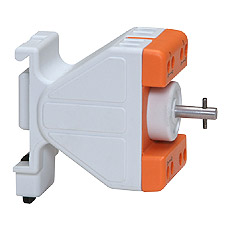 Product picture - ComEx Potentiometer with terminals for rail-mounted installation