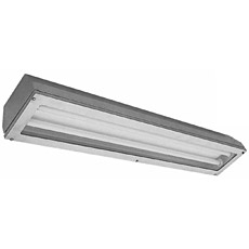 Product picture - Linear lighting fixture for fluorescent lamps AVC.-XG-...