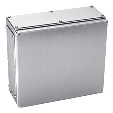 Product picture - High quality stainless steel enclosures/cabinets