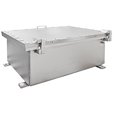 Product picture - Flameproof enclosures stainless steel / painted carbon steel IIB