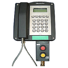 Product picture - Integrated PAGA and Page Party Communication System
