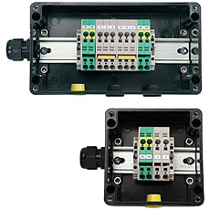 Product picture - Junction box for PSBL, PSB, MSB and HSB systems