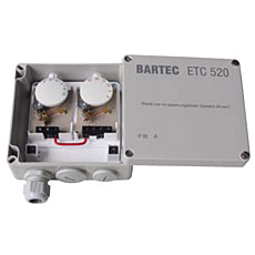 Product picture - Controller for gutter heating ETC 520