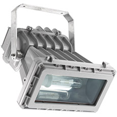Product picture - Floodlight for discharge lamps SFD-SFDE...