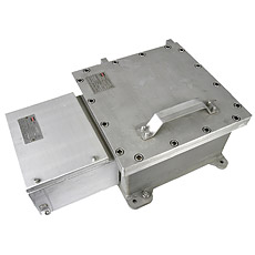 Product picture - Flameproof enclosures stainless steel IIB