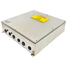 Product picture - High Voltage / High Current terminal box