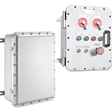 Product picture - Flameproof enclosures EJB Ex d IIB+H<sub>2</sub>