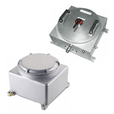 Product picture - Flameproof enclosures GUB Ex d IIC
